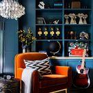 Oranjetinten in je interieur