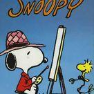 Peanuts -6- (Snoopy - Dargaud) -9- Invincible Snoopy
