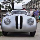1939 BMW 328 Mille Miglia Touring Coupe