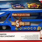 Blog Archive   » Mattel Disney Pixar Cars Launching Mack Transporter Dinoco Version