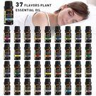 37Pcs/Set Aroma Oil Natural Plant  Enhancement Essential Oil 10ml Massage Oil Skin Care Tea Tree Oil