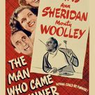 Movie Monday: The Man Who Came To Dinner
