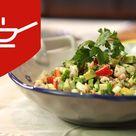 Pratik Karidesli Salata Tarifi | Salata Tarifleri | Esen Hünal