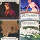 Disney Female Characters