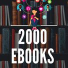 2000 Ebooks with resell rights (Stock market, Fitness, Forex, Self help, etc)