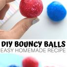 Super Bouncy Balls You Can Make Yourself