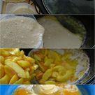 Crock Pot Peach Cobbler