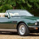 Offered from the estate of the late Peter Phillips,1990 Aston Martin V8 Volante Convertible  Chassis no. 15837