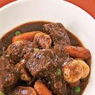 Beef Stew Slow Cooker
