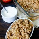 Apple Crumble Topping
