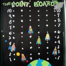 1000 ideas about outer space decorations on pinterest - Outer space classroom decorations ...