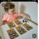 Kleinkinder Spiele für Drinnen - tolle Ideen für Dich * Mission Mom