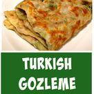 Gozleme (Turkish)