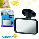 £5.99 GBP - Safety First Child View Car Mirror Rear View Suction Cup Adjustable Mirror #ebay #Home & Garden