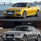 2016 Audi A4 B9 vs 2013 Audi A4 B8   Old vs New