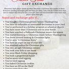 Santa Toss Gift Exchange Printable White Elephant Gift   Etsy