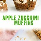 Apple Zucchini Muffins (in a Blender!) – A Couple Cooks