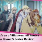 My Next Life as a Villainess: All Routes Lead to Doom! X Series Review – Another Sequel Without The Charm of the Original
