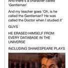 The Doctor Is a Clever One
