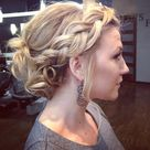 Messy Braided Hairstyles