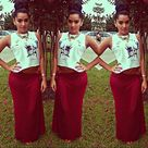 Casual Maxi Skirts