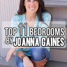 Top 11 Bedrooms by Joanna Gaines - Nikki's Plate