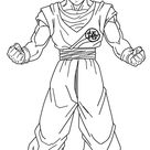 Goku SSJ Blue - Lineart by SaoDVD on DeviantArt