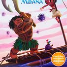 Disney Moana Hearts and Heroes (Sticker Scenes & Coloring Book)