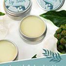 All-Natural 4-Ingredient Lip Balm