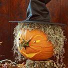 Halloween Kürbis   40 ausgefallene Ideen, wie Sie Kürbisse zu Halloween in Szene setzen