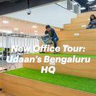 New Office Tour: Udaan's Bengaluru HQ