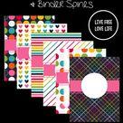 Editable PowerPoint Tutorial & Free Binder Covers - Mandy Neal