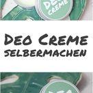 {DIY} Deo-Creme selbermachen - BANANENMARMELADE