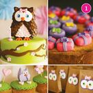 Owl Desserts