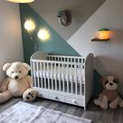 Wall for kids' rooms