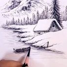 We can draw anything for you, just visit us