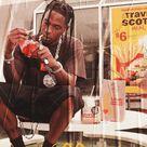 Travis Scott 'McDonalds' Poster