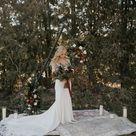 Moody Bohemian Romance Wedding For Two
