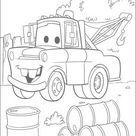 Kids-n-Fun | Coloring page Cars (Pixar) Cars (Pixar)
