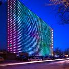 GreenPix Zero Energy Media Wall /