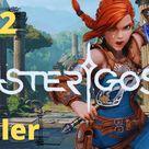 asterigos upcoming gameplay trailer 2022