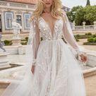 "Eva Lendel 2020 Wedding Dresses — ""Lisbon Vibes"" Bridal Collection   Wedding Inspirasi"