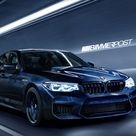2018 BMW M5 realistically rendered based on leaks
