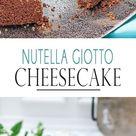 Nutella Cheesecake Deluxe - KüchenDeern