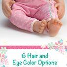 So Truly Mine Play Doll Light Brown Hair, Blue Eyes