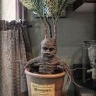 Other - Let's make a Harry Potter Mandrake (crafting).