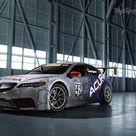 2015 Acura TLX GT Race Car  Top Speed