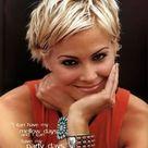 17 Charming Super Short Hairstyles - Pretty Designs