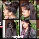 8 Medium Balo Ke Liye Hairstyle