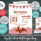 EDITABLE Hot dog Fundraiser Flyer, Printable PTA, PTO, School Church Fundraiser Event, Team Sports Charity Printable Digital Invite DM011